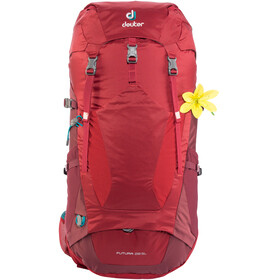 Deuter Futura 28 SL Backpack Women cranberry-maron